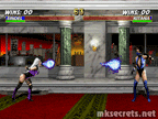 Sindel's Double Fireball