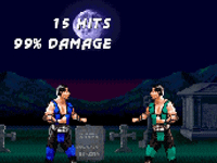 Ultimate Mortal Kombat 3 for Java Mobiles - Combos Video