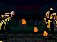 Ultimate Mortal Kombat 3 for Java Mobiles - All Finishing Moves