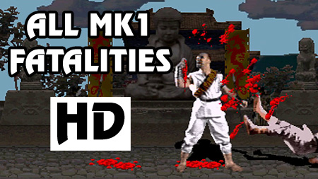 All Mortal Kombat 1 Fatalities in HD