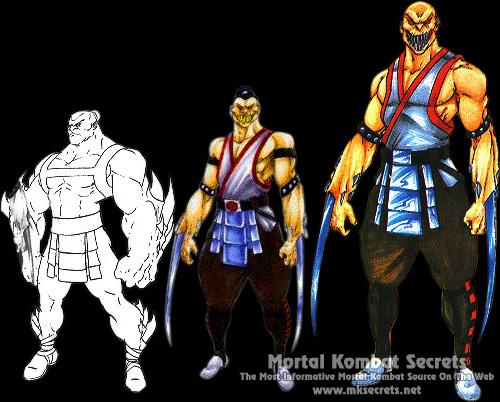 mortal kombat girl characters names