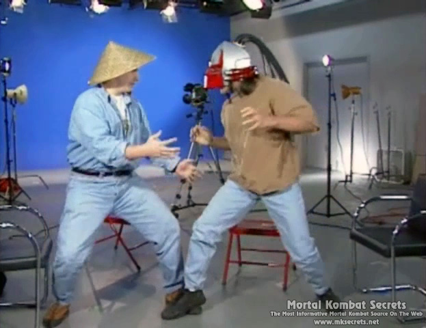 Mortal Kombat 3 Behind The Scenes Mortal Kombat Secrets