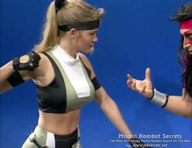 Chicas Mortal Kombat Cosplay