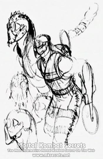 mortal kombat secrets Mortal Kombat 20 in mortal kombat deception the team had the opportunity to model the character according to the original idea behind him