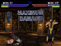 Mortal Kombat 4 - Glitches - Mortal Kombat Secrets