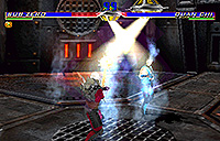 Mortal Kombat 4 Emulation With Transparency