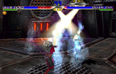 Mortal Kombat 4 Arcade Emulation Progress (MAME) • Mortal Kombat Secrets