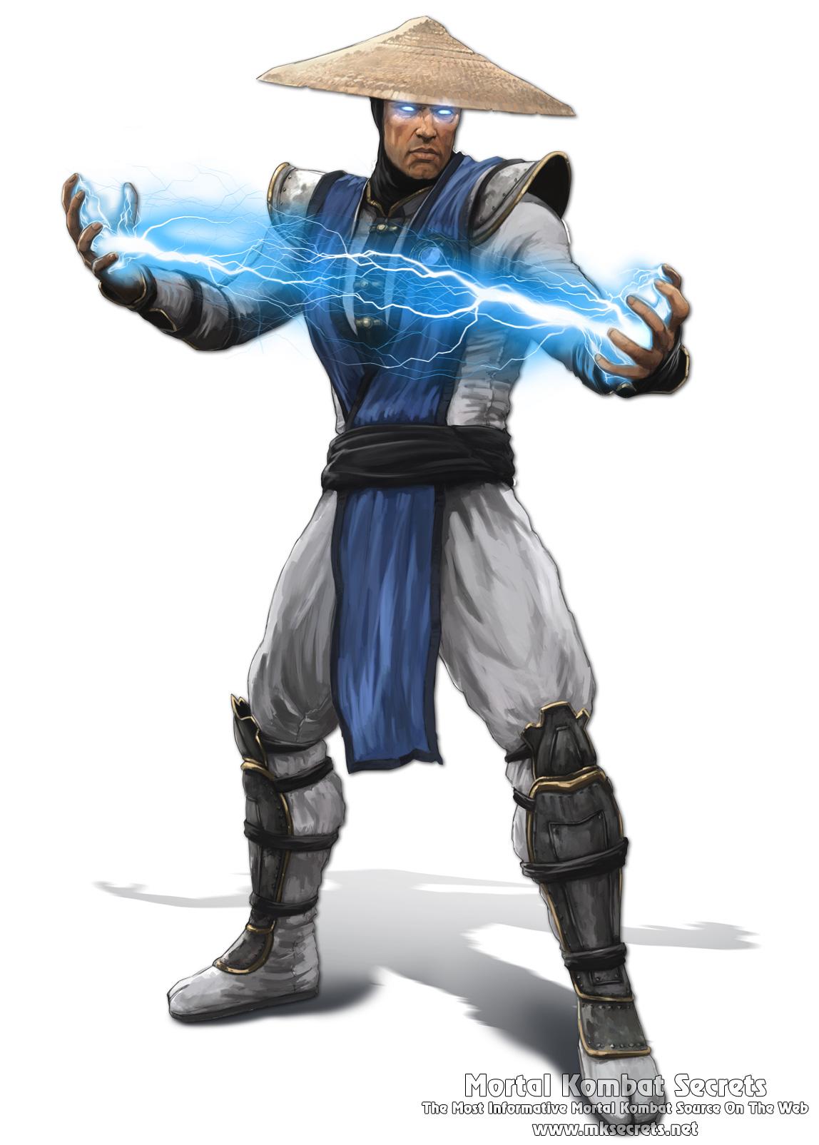 Mortal Kombat Character Quiz  By theochris007