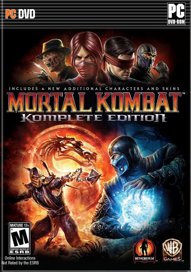 Mortal kombat 9 how to download mortal kombat komplete edition.
