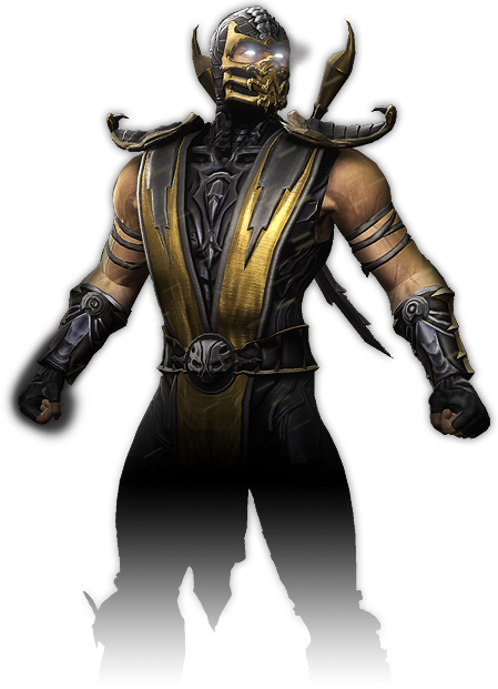 scorpion mortal kombat 9 wallpaper. Mortal Kombat 9 - Renders