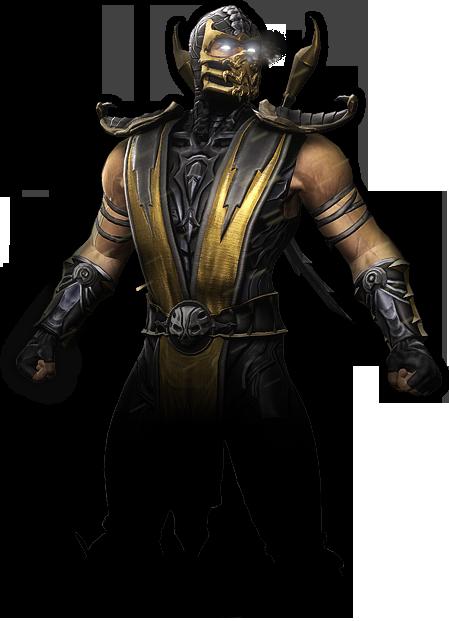 scorpion mortal kombat 9 wallpaper. Mortal Kombat 9 - Renders