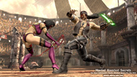 Mortal Kombat Screenshot