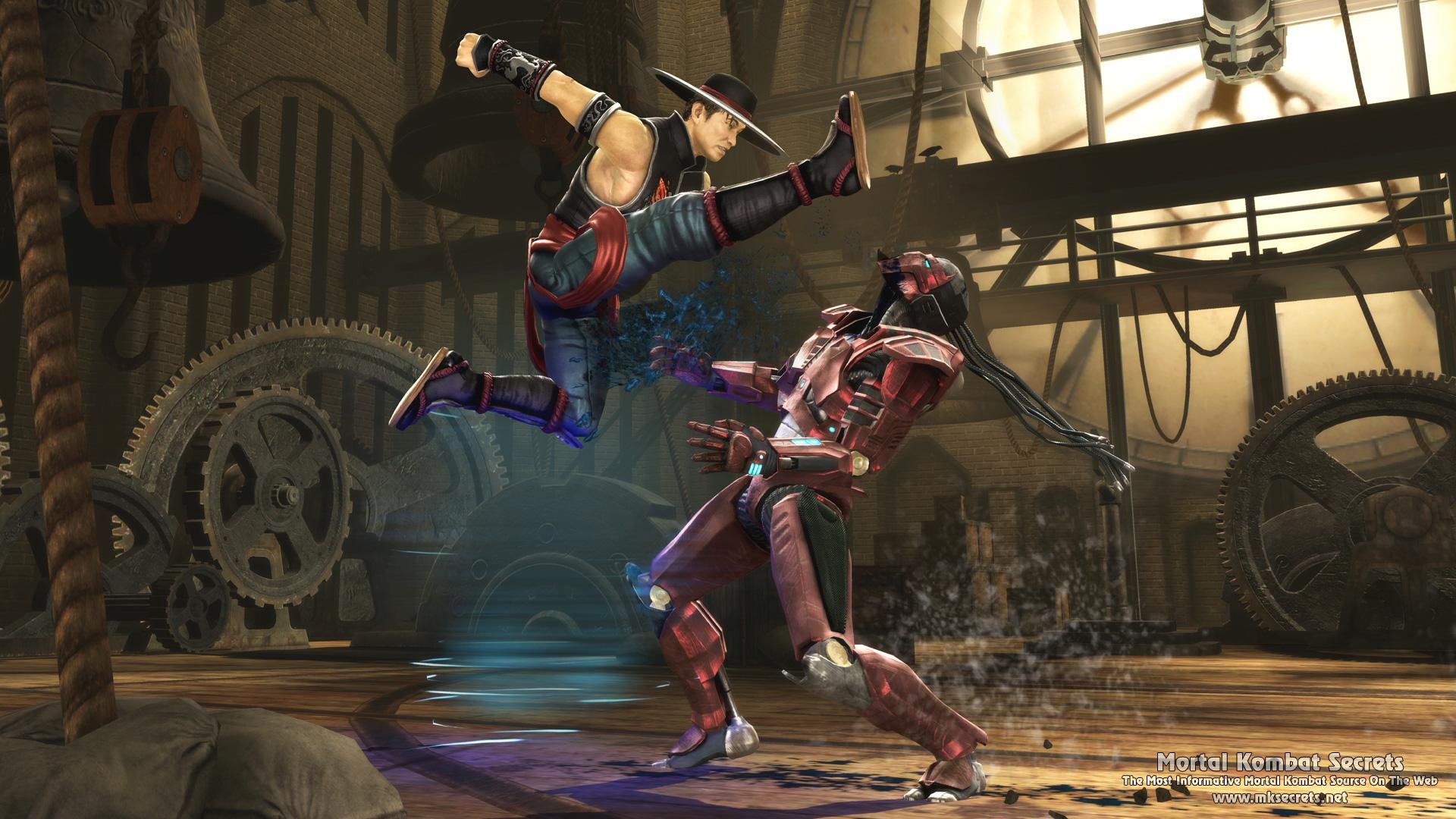 Mortal Kombat X  Unlock All Alternate Costumes  Feature