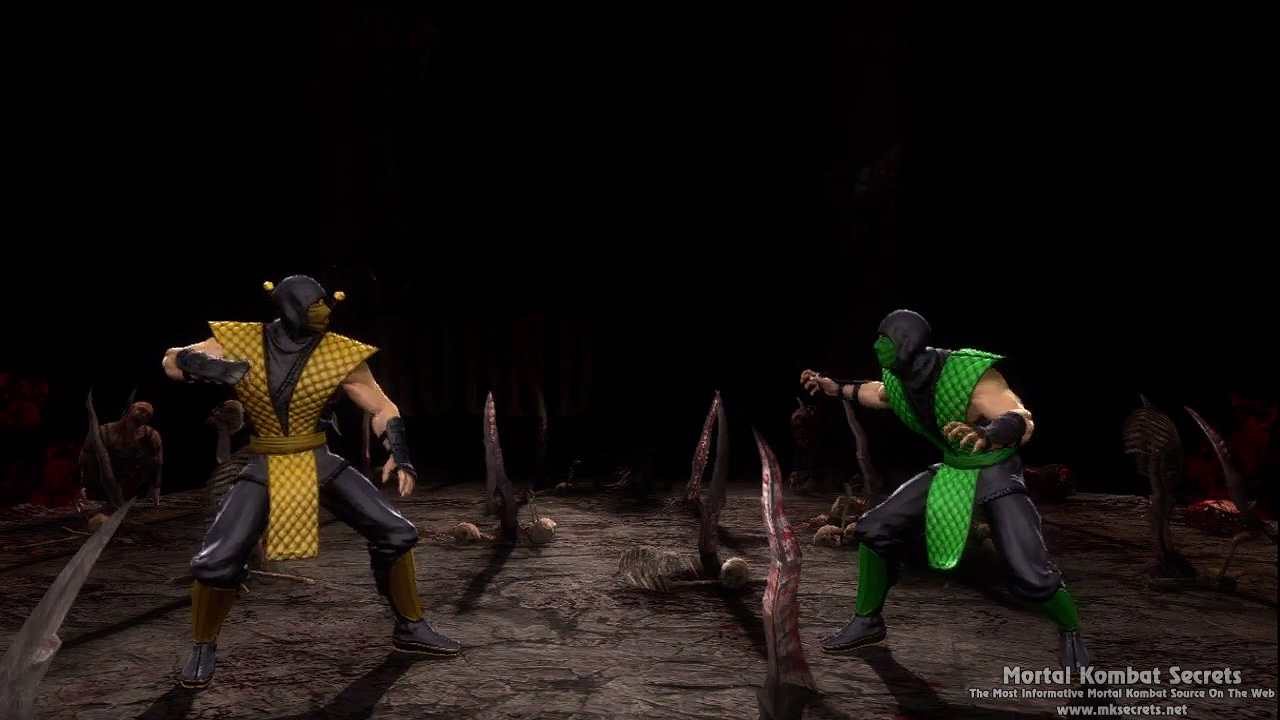 Mortal Kombat 9 2011 Kodes And Secrets Mortal Kombat Secrets