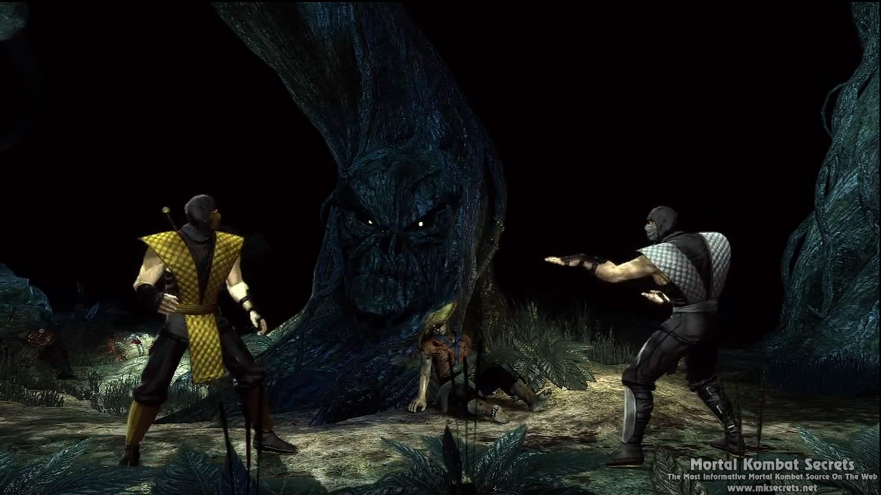 Mortal Kombat 9 (2011) - Kodes and Secrets - Mortal Kombat
