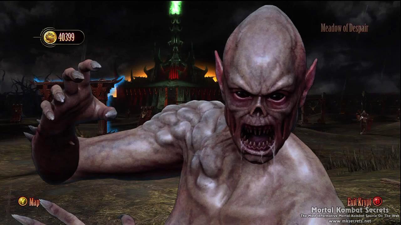 Mortal Kombat 9 (2011) - Kodes and Secrets - Mortal Kombat ...