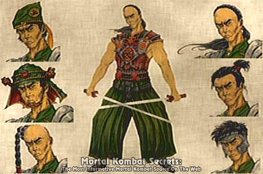 List of Mortal Kombat characters