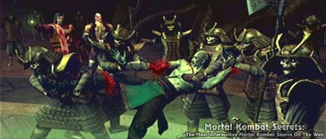 Mortal Kombat: Deadly Alliance Endings - Mortal Kombat Secrets