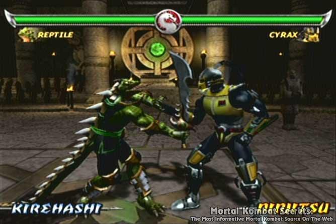 Mortal Kombat: Deadly Alliance Glitches - Mortal Kombat Secrets