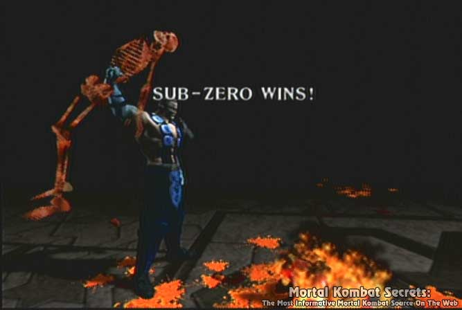 sub zero mortal kombat 1. 1. Do Sub Zero#39;s Fatality on