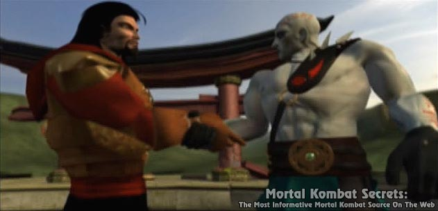 Mortal Kombat: Deadly Alliance Story - Mortal Kombat Secrets