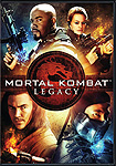 Mortal Kombat Legacy Season 1 Dvd Box Art