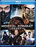 Mortal Kombat Legacy Season 2 Blu Ray Box Art