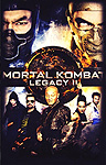 Mortal Kombat Legacy Season 2 Box Art Ppster