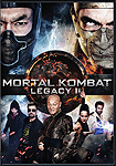 Mortal Kombat Legacy Season 2 Dvd Box Art