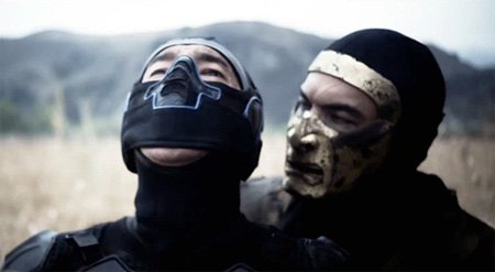 Mortal Kombat Legacy Season 2 Scorpion VS Sub-Zero