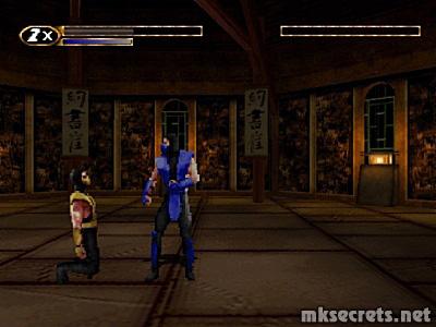 Los personajes de mortal kombat sin mascara?