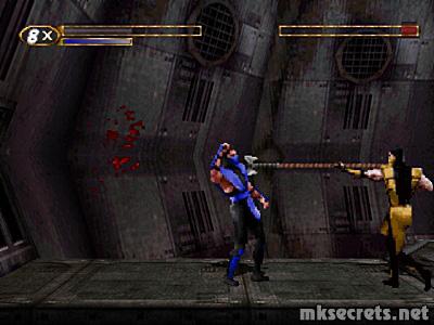 Mortal Kombat Mythologies: Sub-Zero - Guide - Stage #6