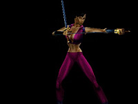 Mortal Kombat Special Forces Intro Tasia Render