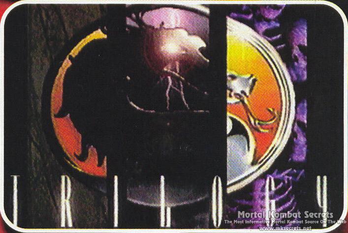 Mortal Kombat Trilogy In Development Mortal Kombat Secrets