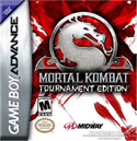 Mortal Kombat: Tournament Edition Cover