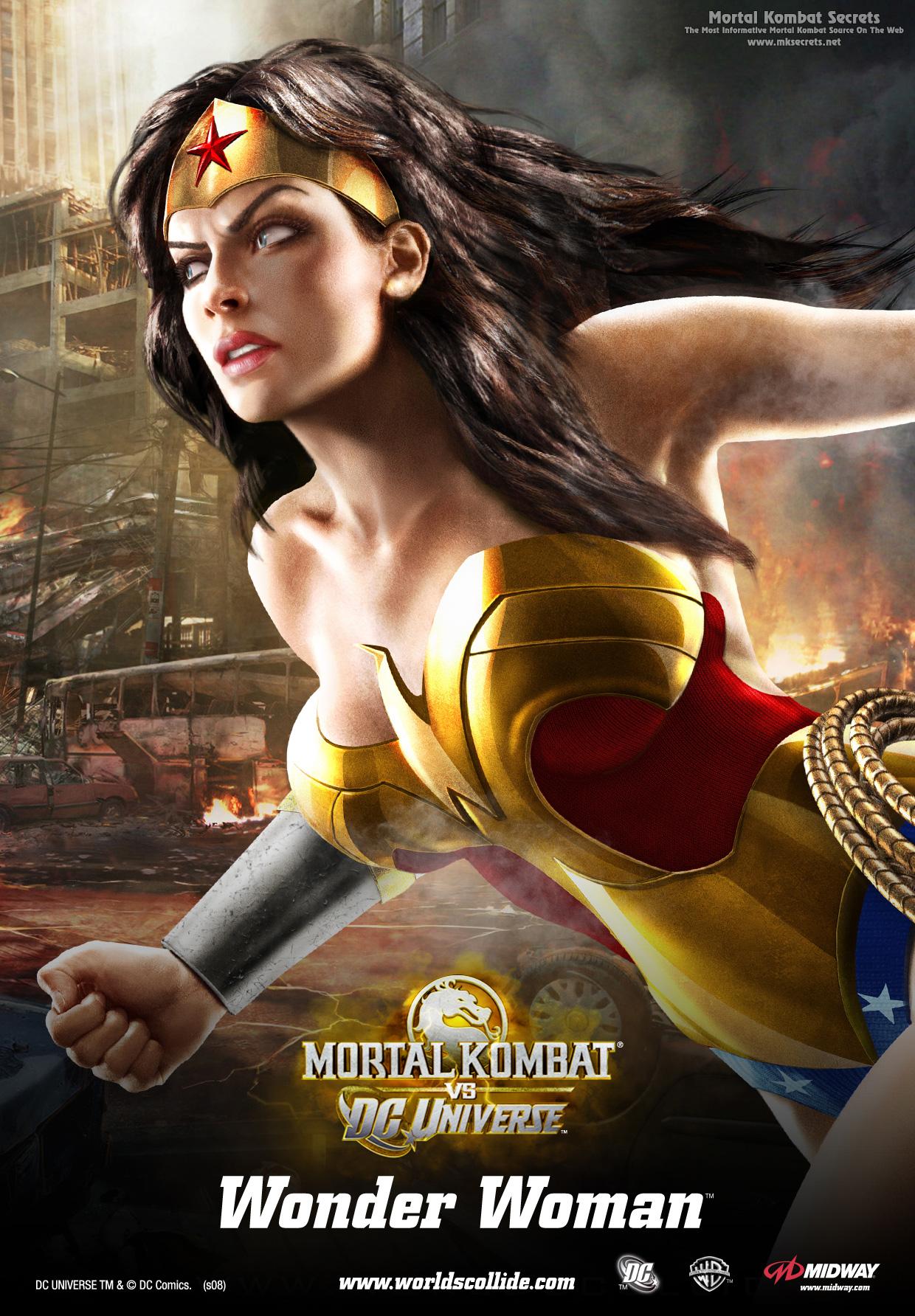 Trade In Mortal Kombat vs. DC Universe | GameStop