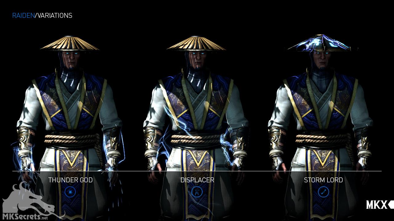 Mortal Kombat X: Raiden Trailer, Varations and Story ...