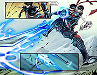 Mortal Kombat X Comic Book Digital Chapter 01 Preview 02