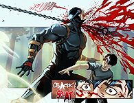 Mortal Kombat X Comic Book Digital Chapter 01 Preview 04