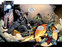 Mortal Kombat X Comic Book Digital Chapter 05 Preview 01