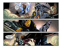 Mortal Kombat X Comic Book Digital Chapter 05 Preview 03