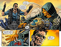 Mortal Kombat X Comic Book Digital Chapter 09 Preview 03