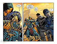 Mortal Kombat X Comic Book Digital Chapter 09 Preview 04