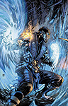 Mortal Kombat X - Comic Book Digital Issue 01 Sub-Zero Cover Art