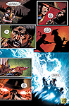 Mortal Kombat X Comic Book Print Issue 04 Preview Page 2