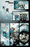 Mortal Kombat X Comic Book Print Issue 04 Preview Page 3