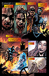 Mortal Kombat X Comic Book Print Issue 04 Preview Page 4