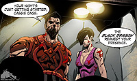 Mortal Kombat X Comic Book Tasia And Jarek Return 02