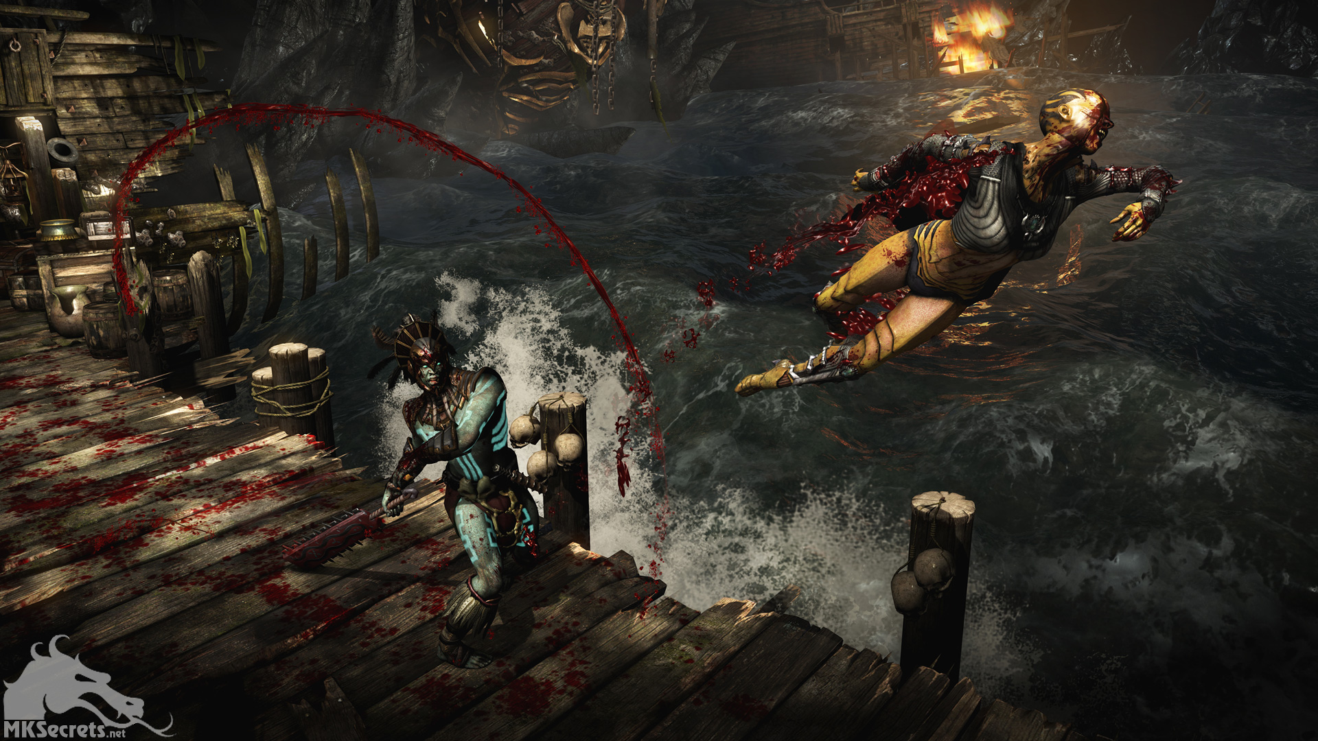 Mortal Kombat X Screenshots for PlayStation 4 - MobyGames