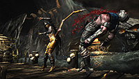 Mortal Kombat X E3 Screenshot Dvorah Sub Zero Cove